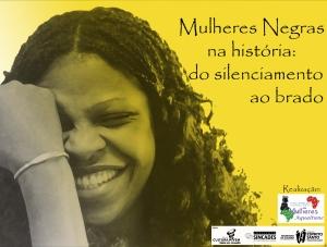Banner Exposição Mulheres Negras